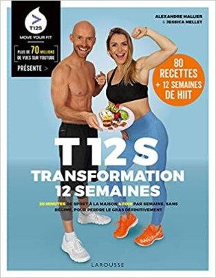 T12S programme sportif et alimentation