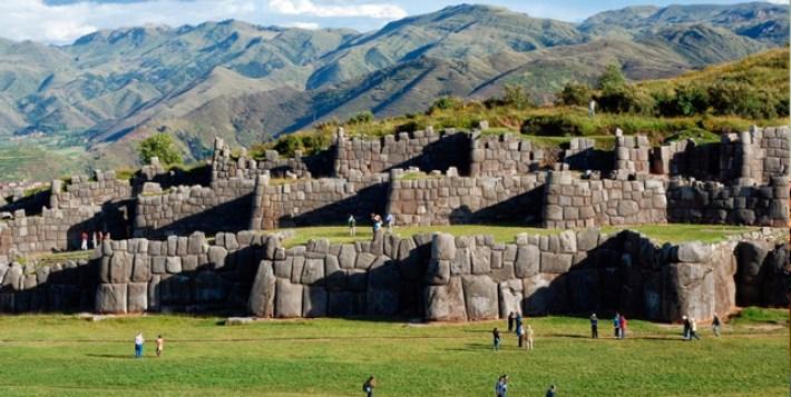 City tour en cusco - sacsayhuaman