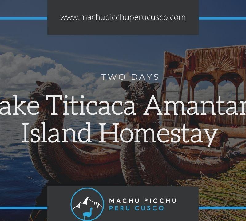 Lake Titicaca Amantani Island Homestay - Lake Titicaca Travel