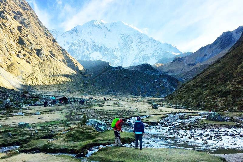Salkantay Trek Peru (3 Days)