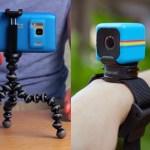 Joby GripTight GorillaPod i Polaroid Cube+