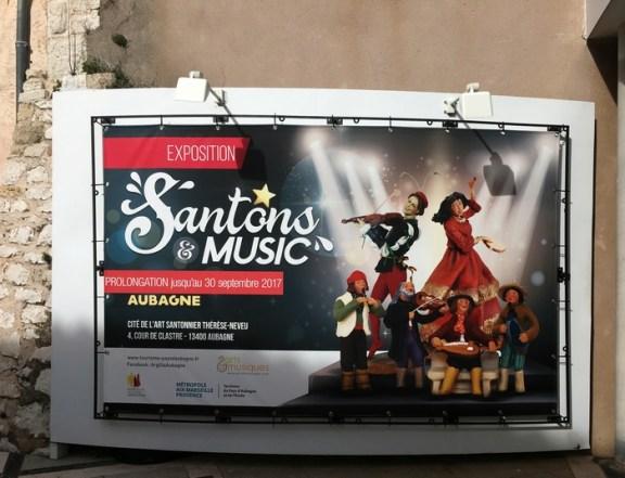 Cité de l'art santonnier de Thérèse neveu - Aubagne