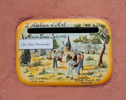 Maison Louis Sicard Les Deux provençales - Aubagne