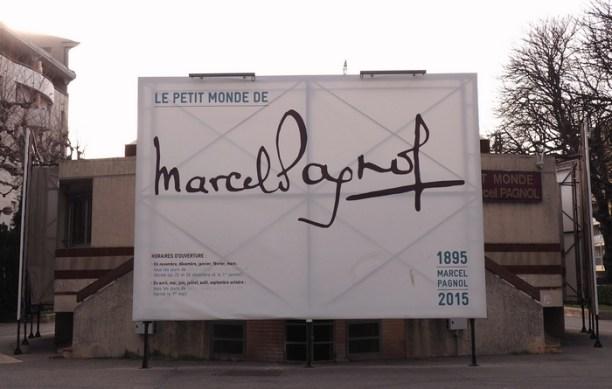 Le petit monde de Marcel Pagnol -Aubagne