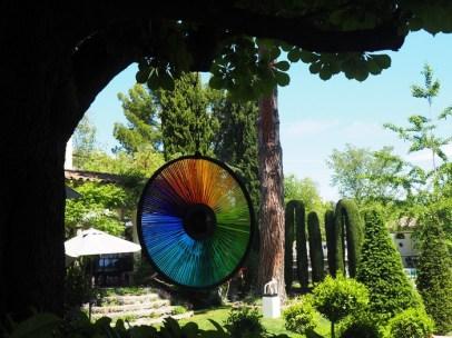Christophe Bricard - Flâneries d'Art contemporain dans les jardins aixois