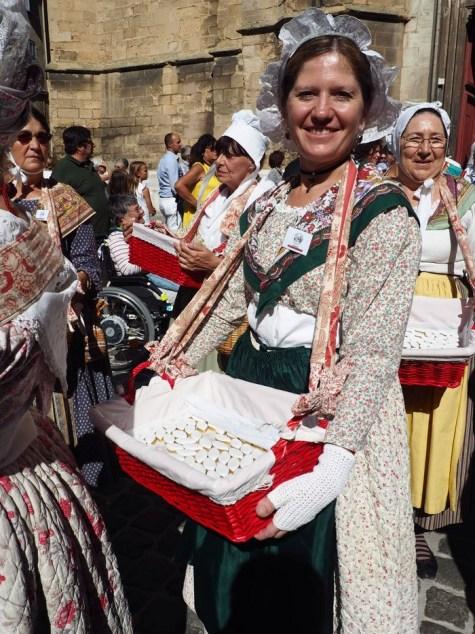 Bénédiction des Calissons d'Aix en Provence