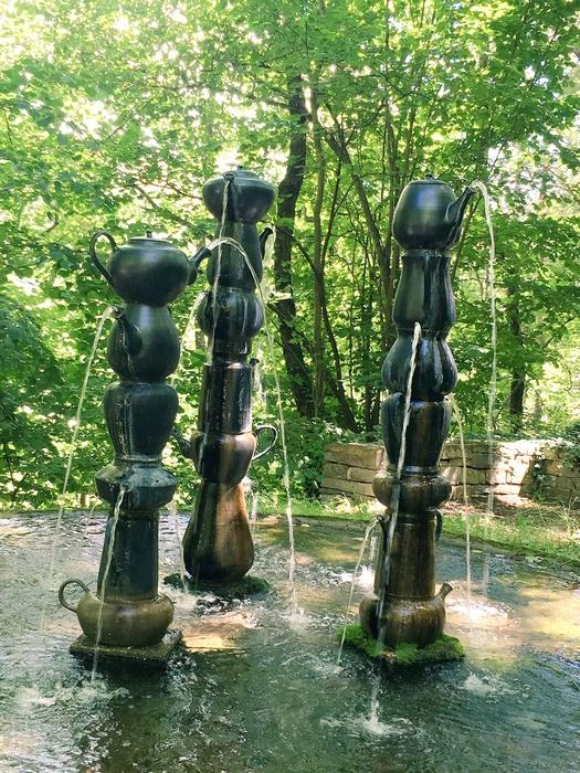 Musée Promenade Digne Les Bains - sentier de l'eau