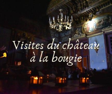 Escales Patrimoine Marignane ete 2019 - Visites du château à la bougie