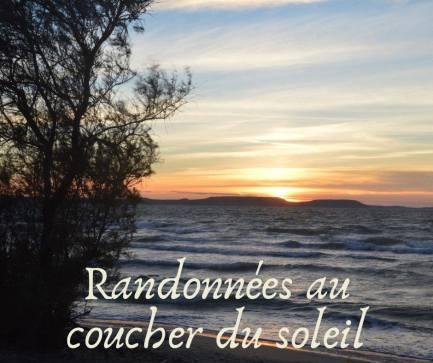 Escales Patrimoine Marignane ete 2019 Randonnée coucher de soleil