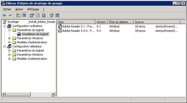 adobe reader install gpo