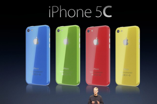 iphone 5c vende poco