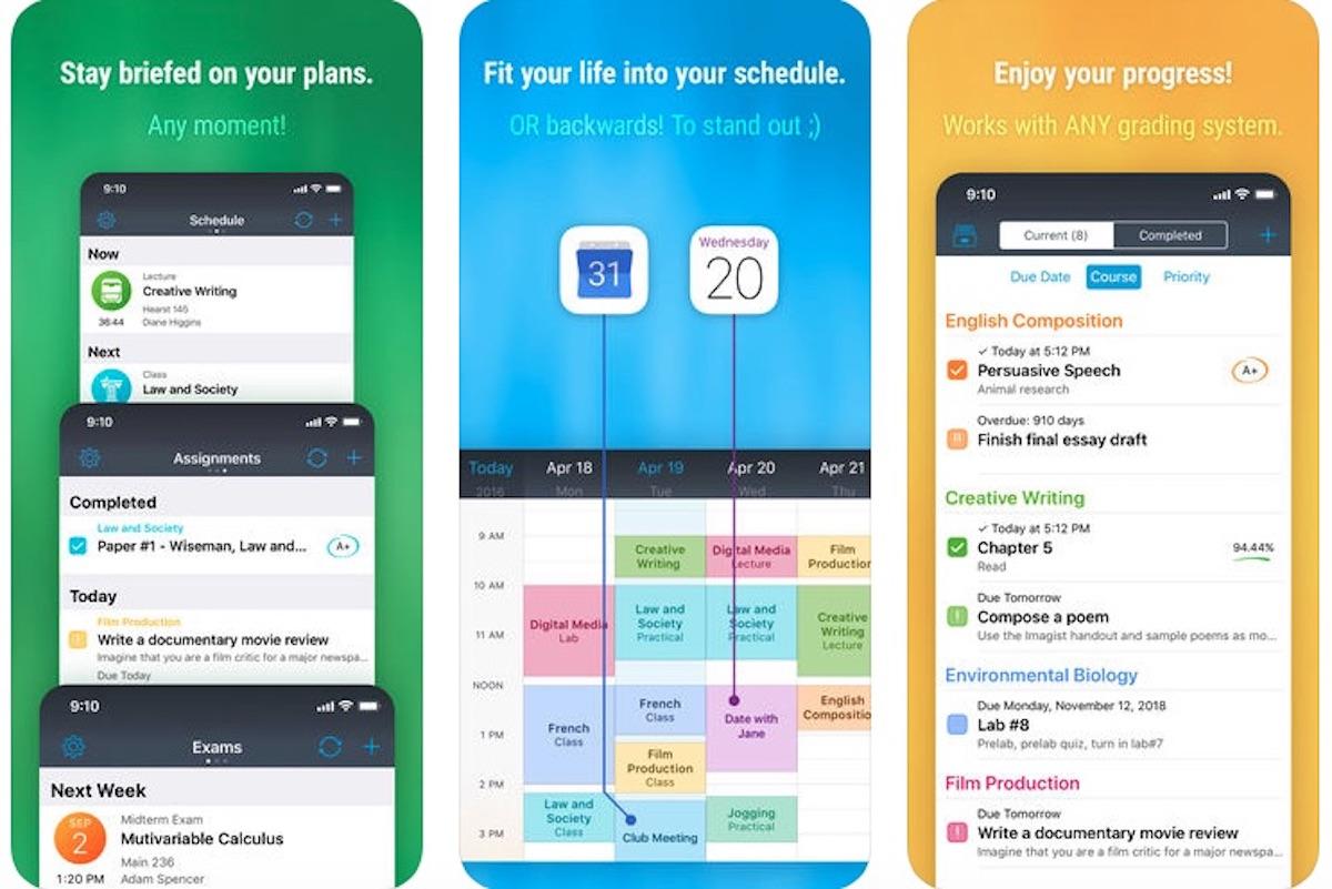 Rientro a scuola: le migliori app organizzarsi in classe con iPad