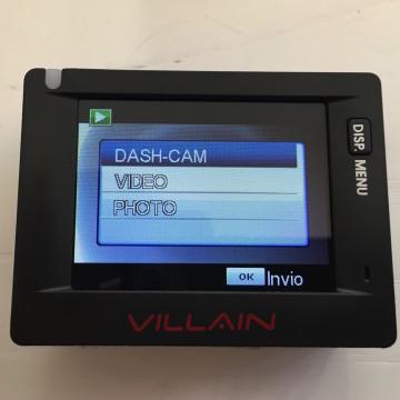 con l'attivazione della modalità Dash Cam ...