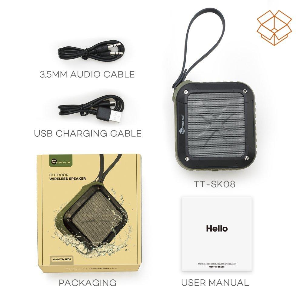 speaker taotronics impermeabile 1