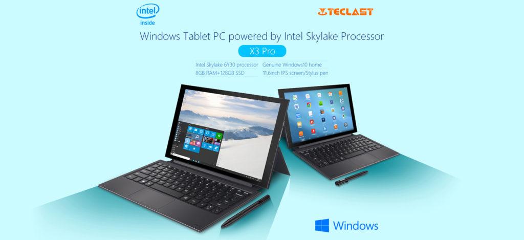 Teclast X3 Pro 2