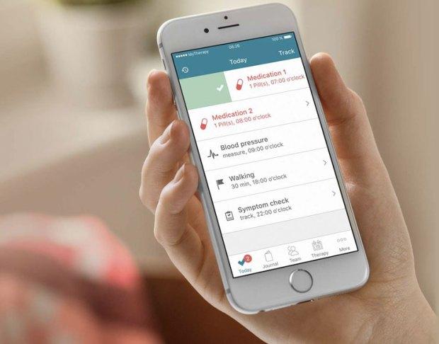 MyTherapy, l'app medica che può salvare la vita