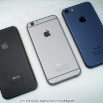 iPhone 7 rendering 2