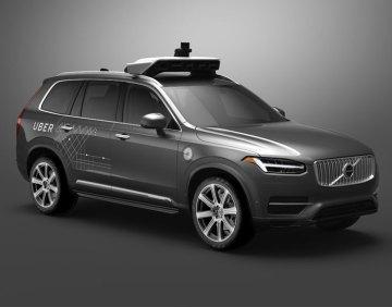 uber e taxi autonomo