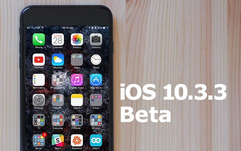 beta di iOS