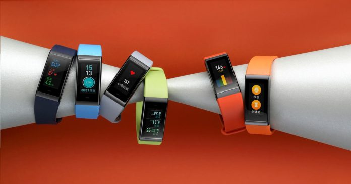 Solo 40 € per l'evoluta smartband Xiaomi AMAZFIT A1603 con display e cardiofrequenzimetro