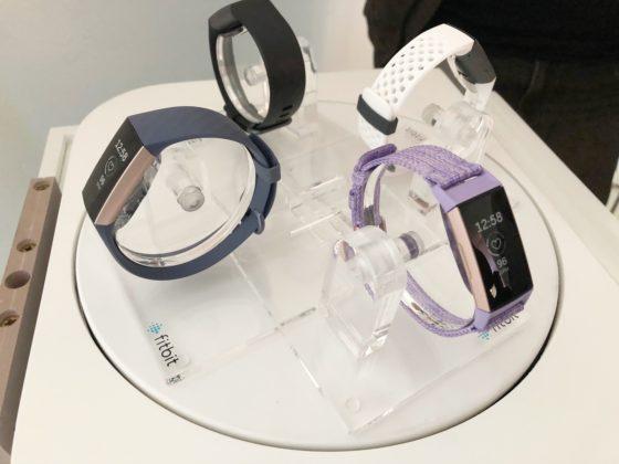 Fitbit Charge 3 ufficialmente lanciato in Italia