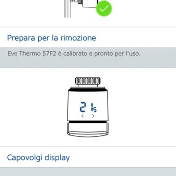 Recensione Eve Thermo, la valvola termostatica indipendente che si controlla da iPhone e Apple Watch