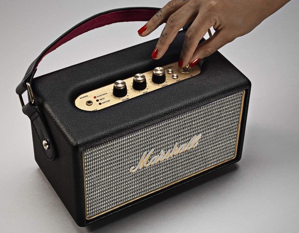 Marshall Kilburn, lo speaker portatile per veri rocker