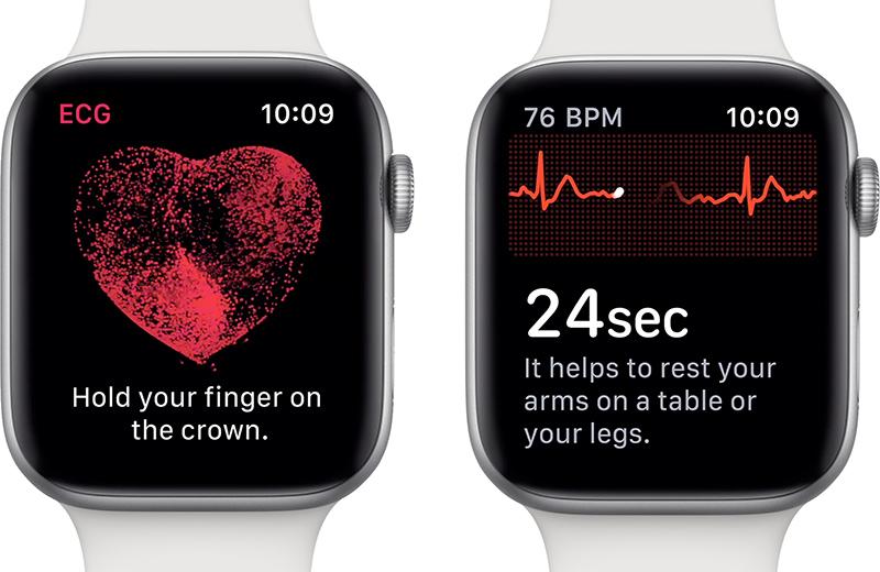 Non fate i furbi, l'ECG Apple Watch 4 non funzionerà cambiando regione