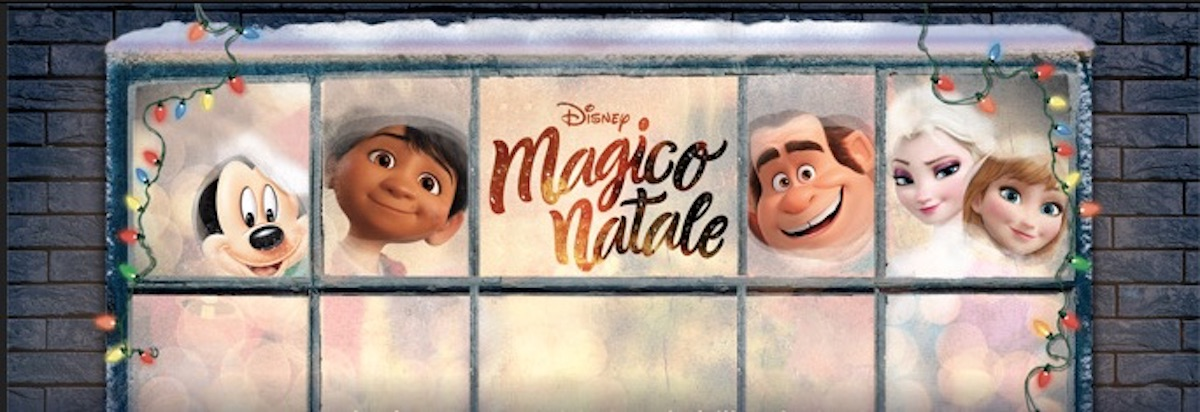 Il film più belli per un Magico Natale Disney sono in offerta su iTunes