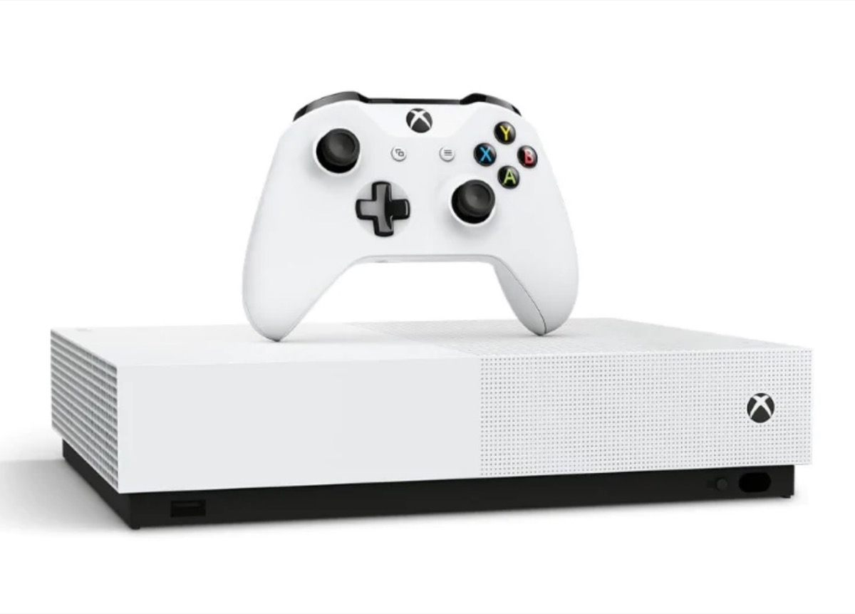 Risultati immagini per Xbox One S all digital edition