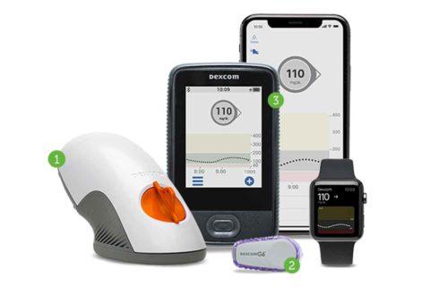 Dexcomm collabora con Apple alla creazione di prodotti per il monitoraggio della glicemia con Apple Watch