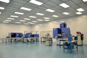 ISO Class 8 molding cleanroom
