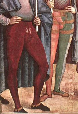 Joined hose c. 1470