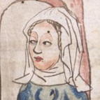 Wimple and veil 1467