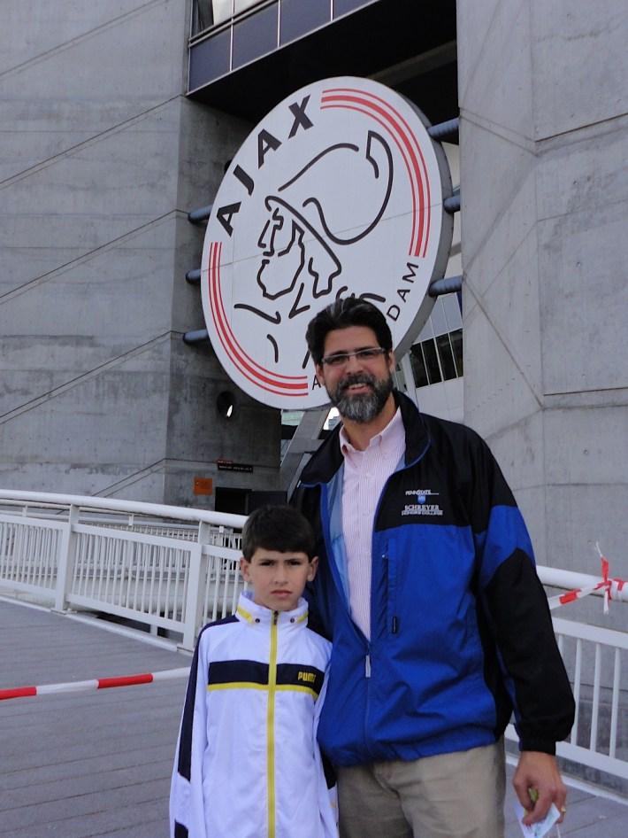 At Ajax Summer 2012