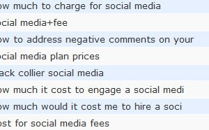 How your company can save money on social media services