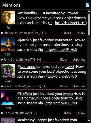 Use TweetDeck to track who favorites your tweets | MackCollier com