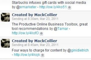 How to use Google Reader to share and promote content on Twitter