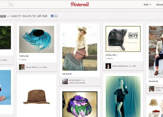 Pinterest for business, social media marketing