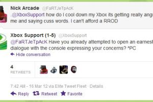 xbox, twitter, microsoft, support