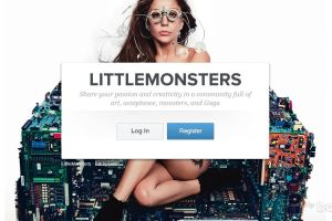 Why Did Lady Gaga Spend One Million And Create a New Media Company Just to Launch a Fan Site?