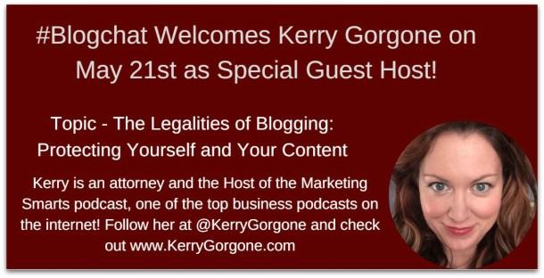 Kerry Gorgone Legal Blogging
