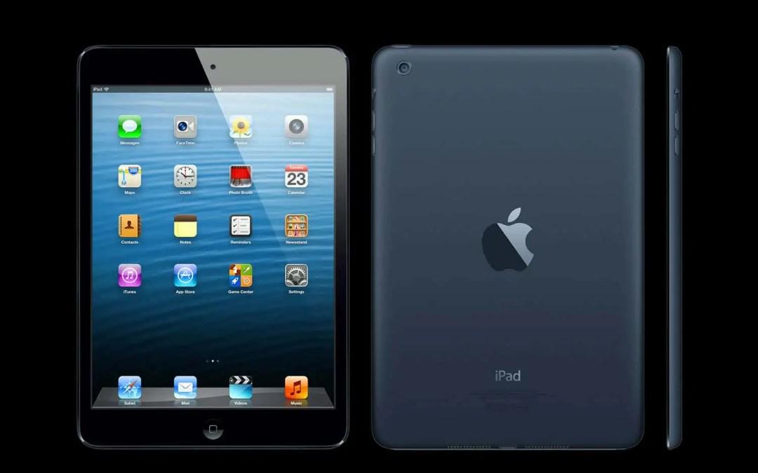 Macken tjuvkikar på iPadOS