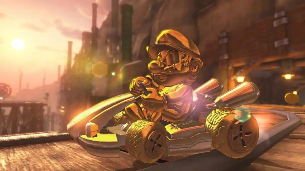 Mario-Kart-8-Deluxe-Gold-Mario