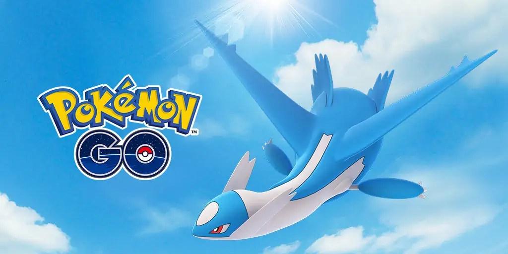 Pokémon GO: Nu är Latias och Latios tillbaka
