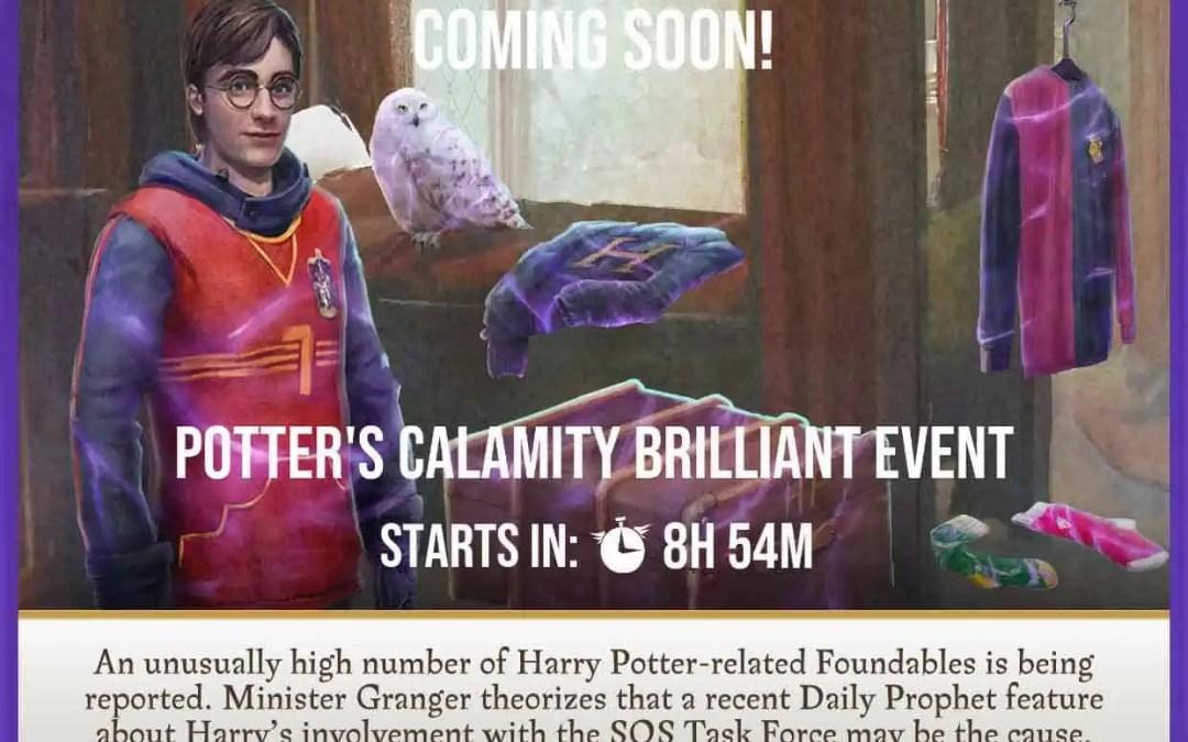 Wizards Unite: Dags för nya events i spelet