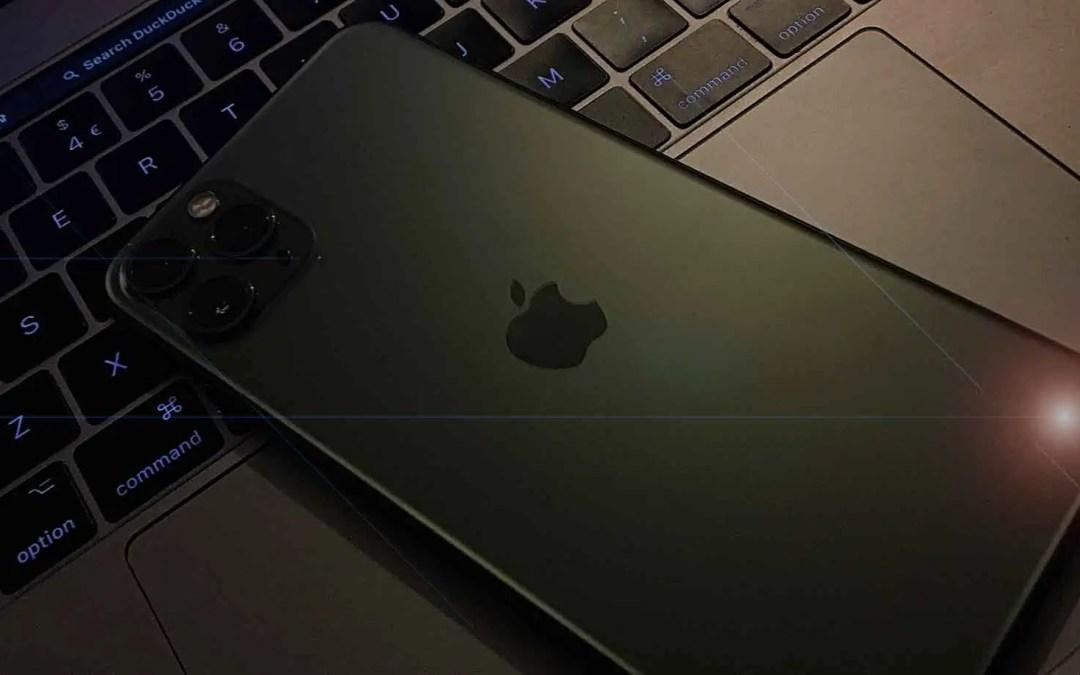 Varför skickar iPhone 11 Pro positioner när funktionen är avslagen?