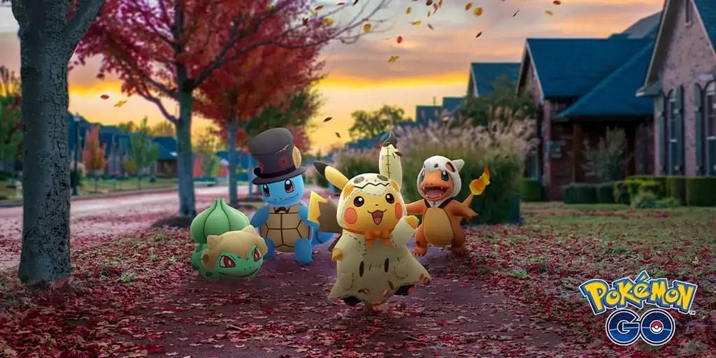 Pokémon GO: Nu kan du fånga ovanliga Pokémons i det vilda