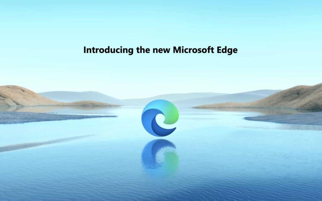 Macken kollar in: Microsoft Edge – den senaste utmanaren