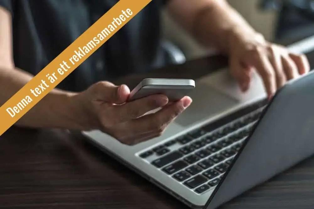 Håller onlinetjänster på att ta över?